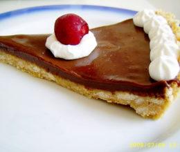 Tarta cu ciocolata (fara coacere)