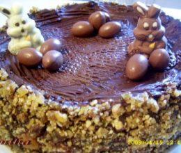 "Tort ""Iepurasii ciocoholici"""