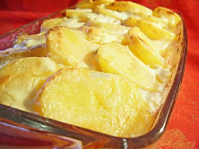 Cartofi frantuzesti la cuptor