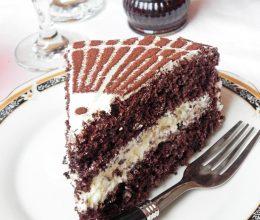 Pandispan cu cacao