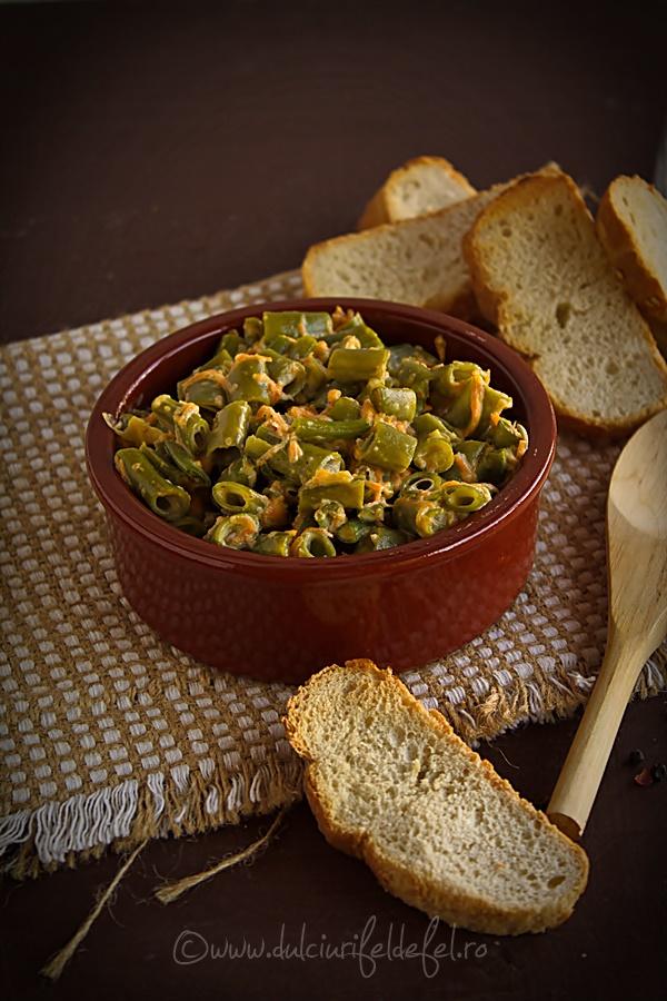 Salata de pastai cu maioneza